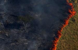 La selva de la Amazonia arde a una velocidad récord, advierte agencia espacial