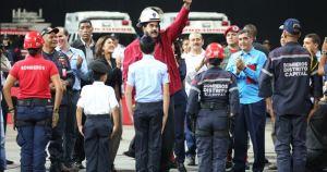 Por qué los bomberos MÁS preparados NO están en Venezuela (Descripción gráfica +JAJAJA)