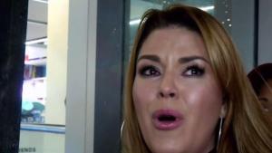 Alicia Machado evita al coronavirus: Un compañero de su hija dio positivo al virus (VIDEO)