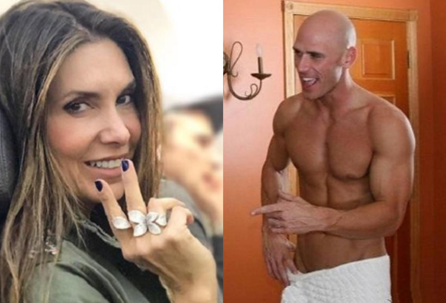 Actoresw Porno qué pena! ana karina manco confundió a este famoso actor