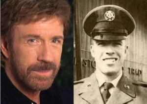 Estrella de Hollywood que cumplieron con el servicio militar de los EEUU