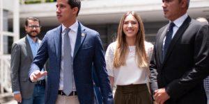 Fabiana Rosales instó a no dejar las calles: Vamos a una Venezuela de unión familiar