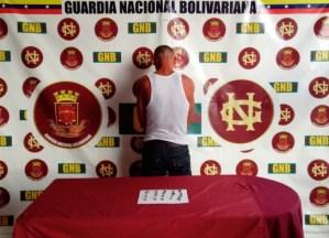 Capturan a hombre en El Callao por tráfico de drogas