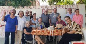 Mesa de Cultura del Plan País evalúa espacios en parroquia Santa Lucía de Maracaibo