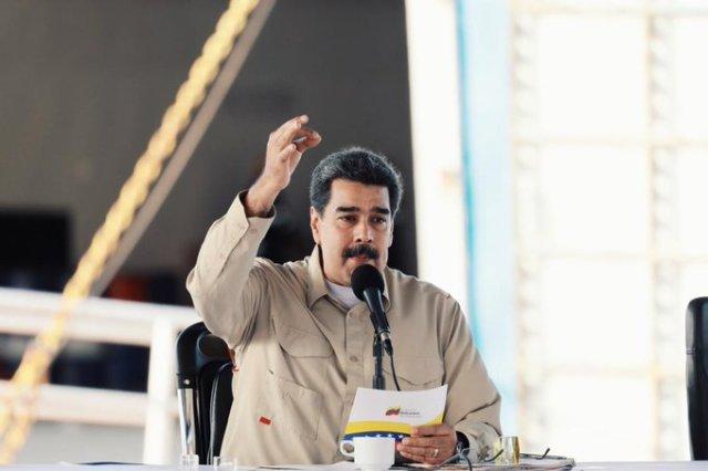Nicolás Maduro, imagen cortesia.