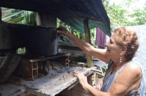 Cocinar con leña en Caraballeda pone en riesgo a sus habitantes