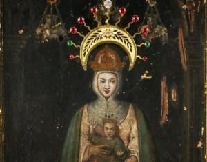 """Este #15Ago se celebra el día la Virgen de La Consolación de Táriba """"Madre de los Andes"""""""