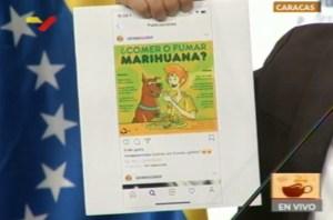 William Saab se puso a hablar de marihuana y confundió a Scooby-Doo con Droopy (Video +JAJA)