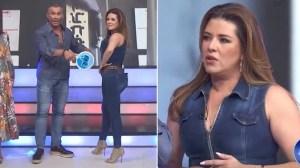 A Alicia Machado le dieron donde le duele… ¡en la gordura! (Video)