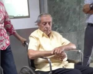 Tras ser agredido por delincuentes, solicitan ayuda para remover dos coágulos al sacerdote Roberto Morales