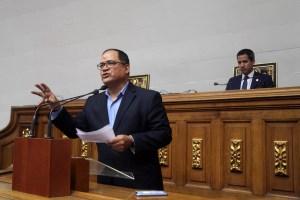 Edgar Zambrano demuestra que el régimen es adicto a la violación de DDHH, dice Carlos Valero