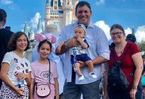 ¡Por primera vez! Daniel Sarcos unió a todos sus hijos y así lo compartió con sus seguidores (FOTO+VIDEO)