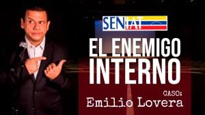Acceso a la Justicia: Caso de Emilio Lovera devela aplicación sistemática de la política del enemigo interno