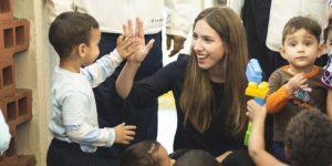 Fabiana Rosales: La mejor herencia para nuestros niños es que tengan el mejor país del mundo