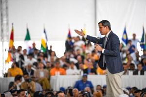 Guaidó pone de manifiesto las contradicciones dentro de las filas chavistas sobre las reuniones con EEUU