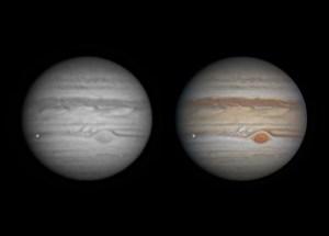 Captan el momento en que un meteorito explota en Júpiter (Video)