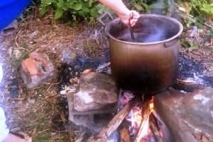 Habitantes de Delta Amacuro cocinan a leña por falta de gas doméstico #20Ago