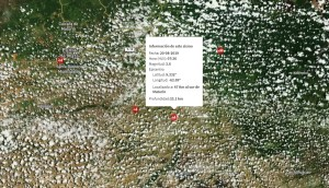 Sismo de magnitud 3.6 sacude Maturín