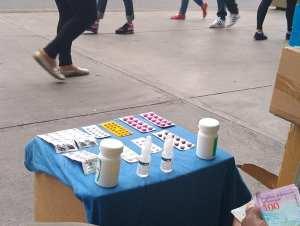 Fefarven: Bodegones y buhoneros violan leyes al vender medicinas sin estar autorizados