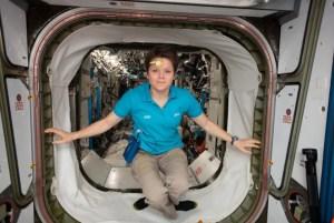 La Nasa investiga el primer crimen cometido en el espacio exterior