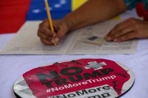 """Guaidó lanza un """"gancho"""" a la quijada del régimen: No sé que harán ahora con las planillitas de """"No More Trump"""" (VIDEO)"""