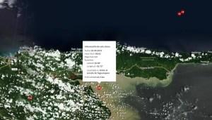 Un sismo de magnitud 3.6 se registró en Sucre