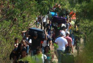 Grupos armados en Colombia explotan a migrantes venezolanos en Catatumbo