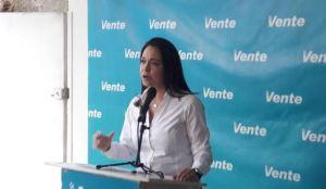 María Corina Machado: Maduro se hace intragable lanzándose en los brazos de Irán