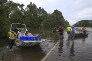 Asciende a cinco el número de fallecidos por el paso de la tormenta tropical Imelda en Texas