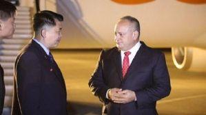 ALnavío: Dos razones que explican la visita de Diosdado Cabello a Corea del Norte