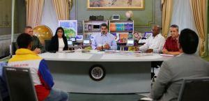 """Maduro arremetió contra Henri Falcón justo después de la firma de su """"acuerdo"""""""