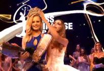 Dejaron sin corona a Ángela Ponce, la transgénero que hizo historia en el Miss Universo