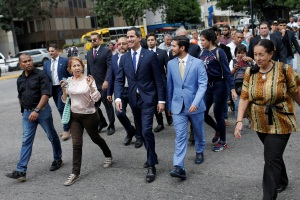 Guaidó: El régimen ya no se pone de acuerdo ni entre ellos (video)