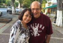 Tras la muerte de su esposo, la Chilindrina publicó FOTOS inéditas de su boda hace 48 años