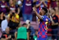Ansu Fati, la joya del Barcelona se sometió a una nueva operación en Portugal