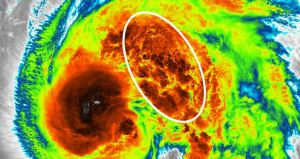 El huracán Humberto amenaza con un fuerte oleaje a EEUU en su camino a Bermudas