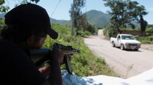 """""""Me siento bien con mi trabajo"""", confesó el ex sicario que mata a otros sicarios en México"""