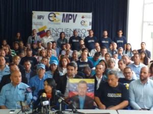 Alianza de MPV y Encuentro Ciudadano define su propuesta ante un cercano Gobierno de Transición