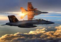 El curioso aterrizaje de un avión en portaaviones de los marines... ¡pero el piloto no era de EEUU!