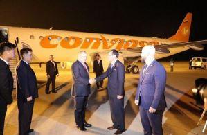 Diosdado Cabello arribó a Corea del Norte este martes