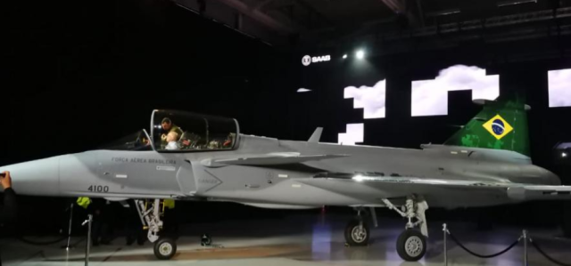 Ahora este avión continuará en pruebas de vuelo en Suecia y en 2020 estará llegando a suelo brasilero. Foto: El Tiempo.