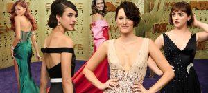Emmys 2019: Puras diosas se convirtieron en las mejores vestidas de la alfombra roja