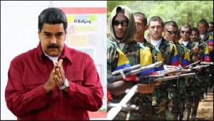 Narcoguerrilla aliada de Maduro amenaza a candidatos del partido de Uribe en Colombia