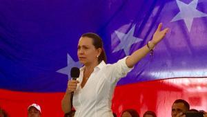 María Corina desde Táchira: Esta nación recia se levanta para la lucha final y definitiva