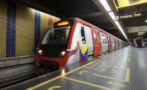 Metro de Caracas, ¡El desastre!.. Activaron vía única temporal entre La Hoyada y Chacaíto por un tren con fallas