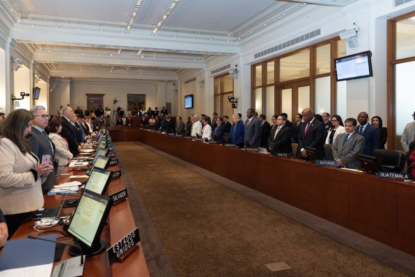 OEA repudió operaciones indiscriminadas del ejército venezolano en frontera con Colombia
