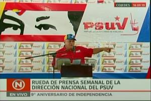 """El ENREDO del """"diputado"""" Diosdado para explicar por qué el Psuv volverá a la Asamblea Nacional"""