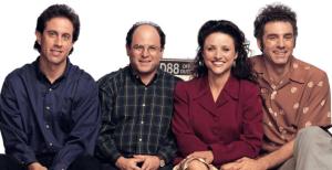 """Netflix apunta a la nostalgia y compra los derechos de """"Seinfeld"""""""