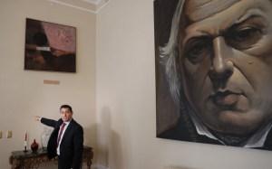 Estados Unidos ayuda a rastrear arte robado de embajada de Venezuela en Washington