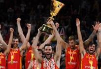 EN VIDEO: El incidente que casi estropea la celebración de la selección española tras ganar el Mundial de baloncesto